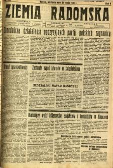 Ziemia Radomska, 1932, R. 5, nr 120