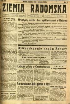 Ziemia Radomska, 1932, R. 5, nr 126
