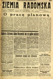 Ziemia Radomska, 1932, R. 5, nr 135