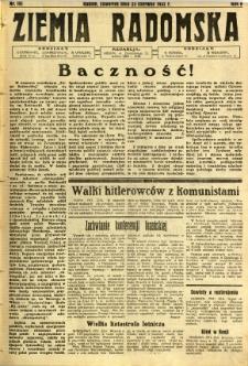 Ziemia Radomska, 1932, R. 5, nr 141