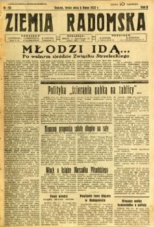 Ziemia Radomska, 1932, R. 5, nr 151