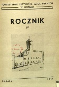 Rocznik IV