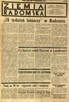Ziemia Radomska, 1932, R. 5, nr 234