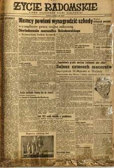 Życie Radomskie, 1947, nr 1