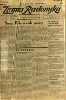 Ziemia Radomska, 1934, R. 7, nr 2