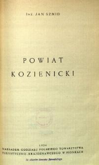 Powiat kozienicki
