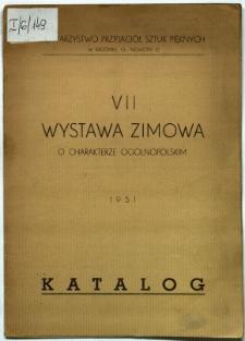 Siódma Wystawa Zimowa o charakterze ogólnopolskim