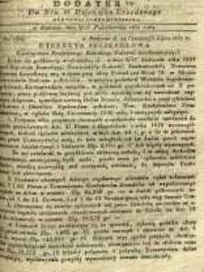 Dziennik Urzędowy Gubernii Sandomierskiej, 1837, nr 42, dod. V