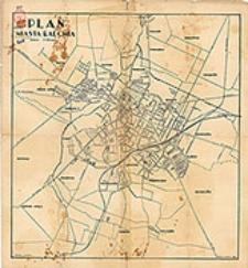 Plan Miasta Radomia