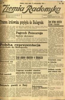Ziemia Radomska, 1934, R. 7, nr 238