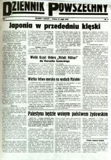 Dziennik Powszechny, 1945, R. 1, nr 4