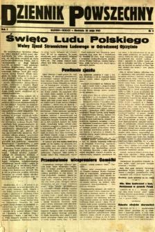 Dziennik Powszechny, 1945, R. 1, nr 5
