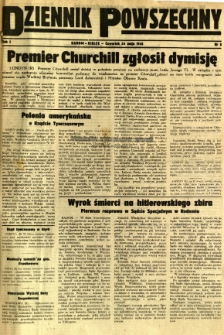 Dziennik Powszechny, 1945, R. 1, nr 8