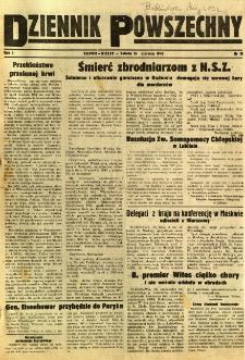 Dziennik Powszechny, 1945, R. 1, nr 31