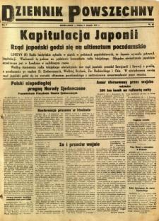Dziennik Powszechny, 1945, R. 1, nr 87