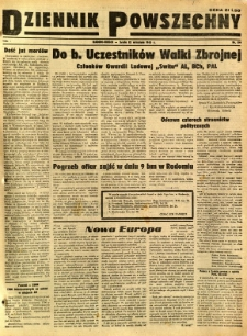Dziennik Powszechny, 1945, R. 1, nr 119
