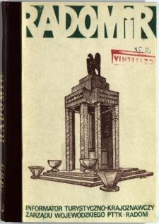 Radomir, 1985, R. 1, nr 2