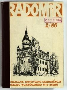 Radomir, 1986, R. 2, nr 2
