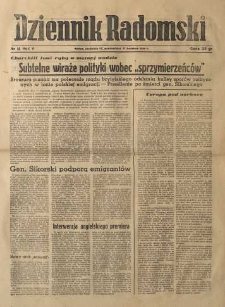Dziennik Radomski, 1944, R. 5, nr 88