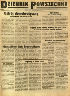 Dziennik Powszechny, 1945, R. 1, nr 181