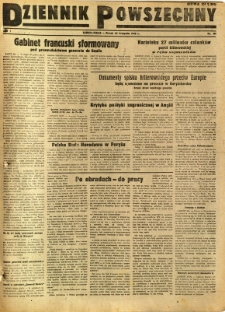 Dziennik Powszechny, 1945, R. 1, nr 191