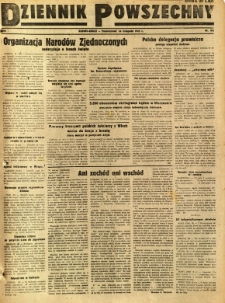 Dziennik Powszechny, 1945, R. 1, nr 194
