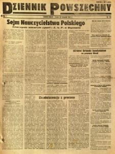 Dziennik Powszechny, 1945, R. 1, nr 196