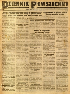 Dziennik Powszechny, 1945, R. 1, nr 201