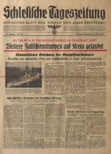 Schlesische Tageszeitung : Amtliches Blatt der NSDAP und aller behörden, 1941, R. 12, nr 145