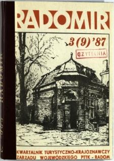 Radomir, 1987, R. 3, nr 3