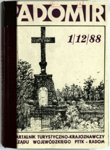Radomir, 1988, R. 4, nr 1