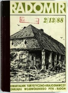 Radomir, 1988, R. 4, nr 2