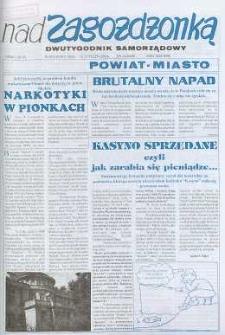Nad Zagożdżonką, 1999, nr 24
