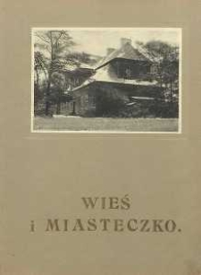 Wieś i miasteczko