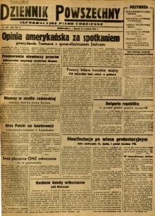 Dziennik Powszechny, 1946, R. 2, nr 249
