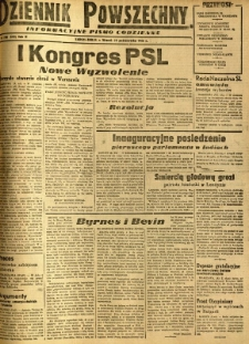 Dziennik Powszechny, 1946, R. 2, nr 298
