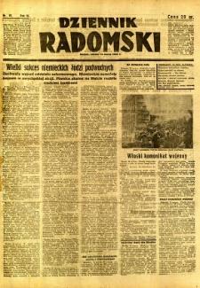 Dziennik Radomski, 1942, R. 3, nr 61