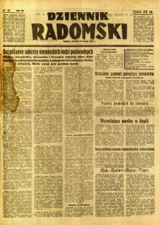 Dziennik Radomski, 1942, R. 3, nr 63