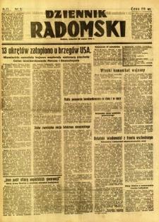 Dziennik Radomski, 1942, R. 3, nr 71