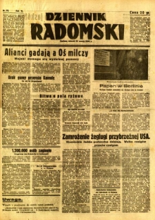 Dziennik Radomski, 1942, R. 3, nr 75