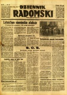 Dziennik Radomski, 1942, R. 3, nr 78