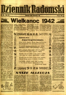 Dziennik Radomski, 1942, R. 3, nr 79