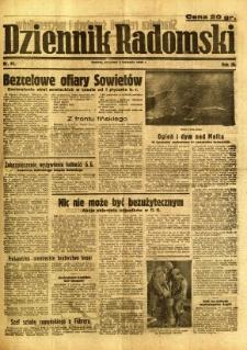 Dziennik Radomski, 1942, R. 3, nr 81