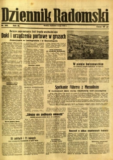 Dziennik Radomski, 1942, R. 3, nr 102