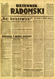Dziennik Radomski, 1942, R. 3, nr 9