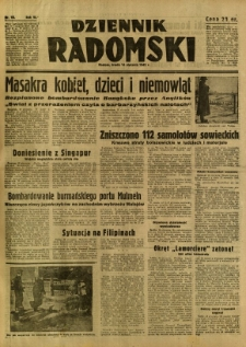 Dziennik Radomski, 1942, R. 3, nr 10