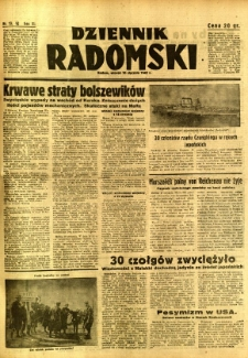 Dziennik Radomski, 1942, R. 3, nr 15