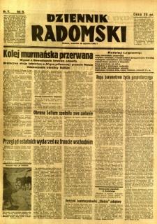 Dziennik Radomski, 1942, R. 3, nr 17