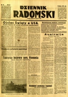 Dziennik Radomski, 1942, R. 3, nr 19