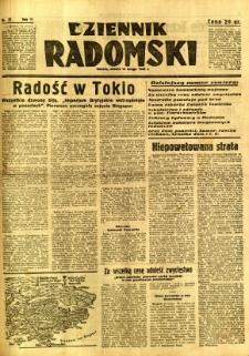 Dziennik Radomski, 1942, R. 3, nr 37